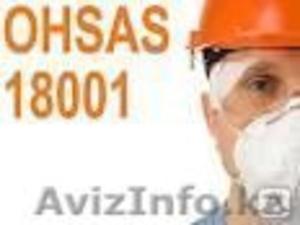 OHSAS 18001 (СТ РК OHSAS 18001) - Изображение #1, Объявление #1126296