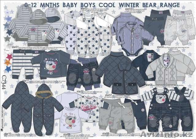 c3ab9973f Складской сток детской одежды оптом в Пятигорске - Изображение #1,  Объявление #786690