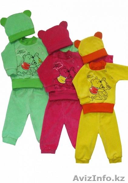 Одежда детская барашек