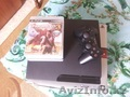 Продам ps3 SLIM 320GB BLACK + 20 игр