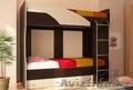 Двухъярусные кровати от российских фабрик