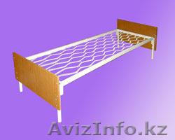 Двухъярусные металлические кровати, трёхъярусные металлические кровати. оптом, Объявление #1422058
