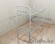 Двухъярусные металлические кровати, трёхъярусные металлические кровати. оптом - Изображение #2, Объявление #1422058