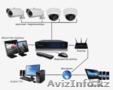 Установка систем видеонаблюдения ( HD-TVI,  AHD,  IP)